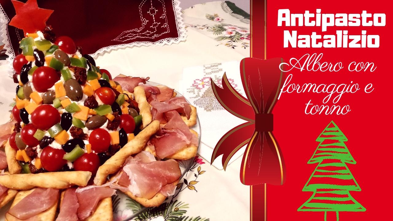 Antipasti Calabresi Di Natale.Albero Di Natale Da Mangiare Con Tonno Ricette Calabresi Torte Di Nuvole